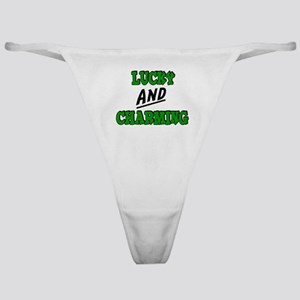 Lucky and Charming Classic Thong