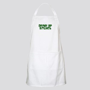 Drink up Bitches BBQ Apron