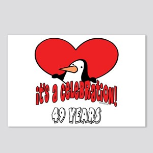 49th Celebration Postcards (Package of 8)