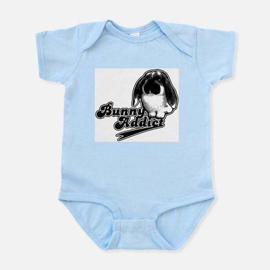 Bunny Addict Infant Creeper