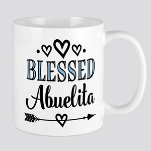 Blessed Abuelita Grandma Mugs