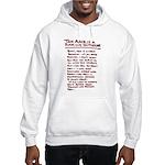 A Man's Business - Hooded Sweatshirt