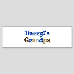 Darryl's Grandpa Bumper Sticker