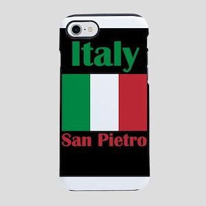 San Pietro Italy iPhone 8/7 Tough Case