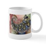 Pretty Pastels Fractal Design Mug