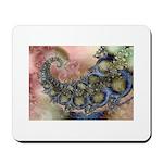 Pretty Pastels Fractal Design Mousepad