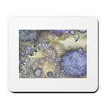 Pretty Pastels Fractal Pattern Mousepad