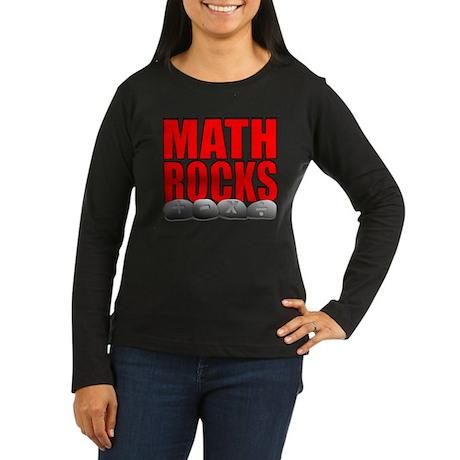 Math Rocks Long Sleeve T-Shirt