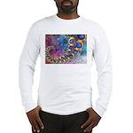 Dazzling Designs Creation Long Sleeve T-Shirt
