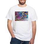 Dazzling Designs Creation White T-Shirt