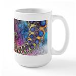 Dazzling Designs Creation Large Mug