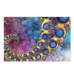 Dazzling Designs Creation Postcards (Package of 8)