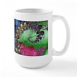 Dazzling Designs Artistry Large Mug