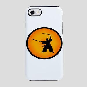 TWO SWORDS iPhone 8/7 Tough Case