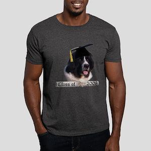 Newfie Grad 08 Dark T-Shirt