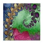Dazzling Designs Artistry Tile Coaster