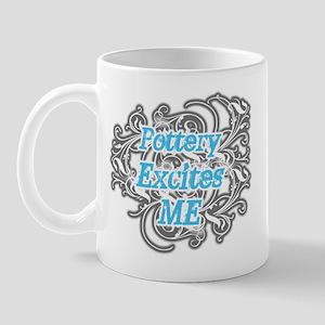 Pottery Excites Me Mug