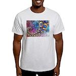 Dazzling Designs Creation Ash Grey T-Shirt