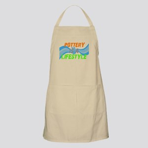 Potterly is a Lifestyle BBQ Apron