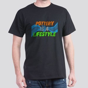 Potterly is a Lifestyle Dark T-Shirt