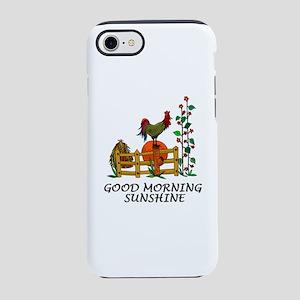 Good Morning Sunshine iPhone 8/7 Tough Case