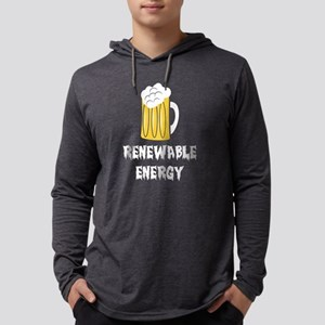 Beer Renewable Energy Beer Lov Long Sleeve T-Shirt