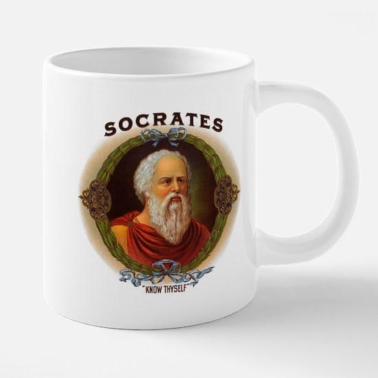Socrates Philosopher Mugs