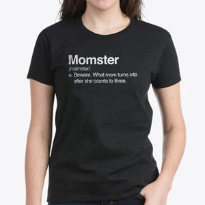 Momster Women's Dark T-Shirt