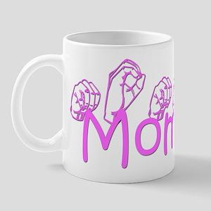 Mommy-pink Mug
