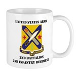 2ND BATTALION 2ND INFANTRY REGIMENT Mug