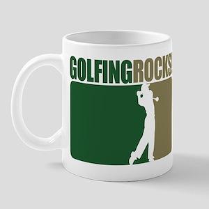 Golfing Rocks! Mug
