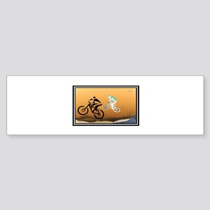 RIDE Bumper Sticker