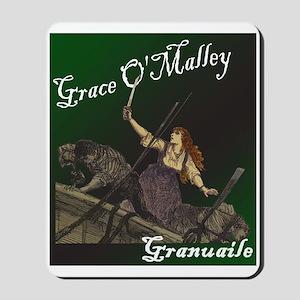 Grace O'Malley (Granuaille) Mousepad