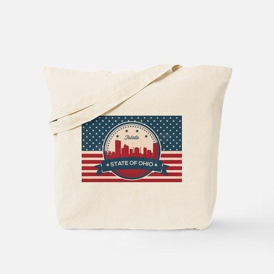 Cute Toledo Tote Bag