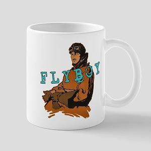 FLYBOY Vintage Pilot Mug