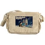 Gershwin's Magic Key Messenger Bag