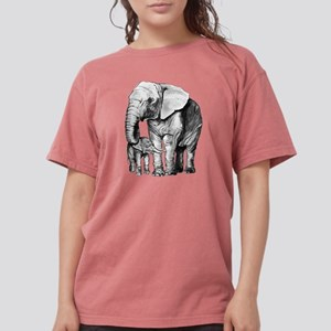 Drawn Elephant T-Shirt