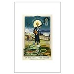 Swiss Absinthe Prohibition Large Poster