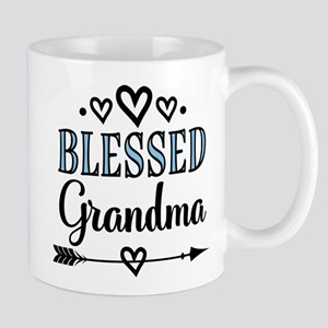 Blessed Grandma Gift Mugs