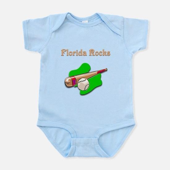 Florida Rocks Infant Bodysuit