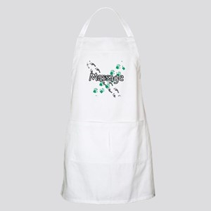 Feet and Hands Massage BBQ Apron