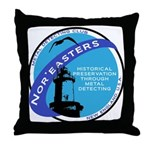 Nor'easters Club Throw Pillow