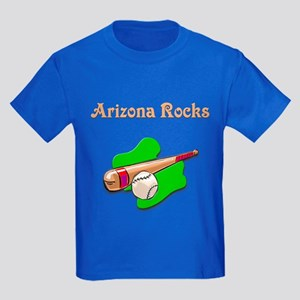 Arizona Rocks Kids Dark T-Shirt