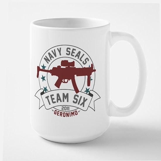 team six Stainless Steel Travel Mugs