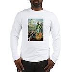 Death of the Green Fairy Long Sleeve T-Shirt