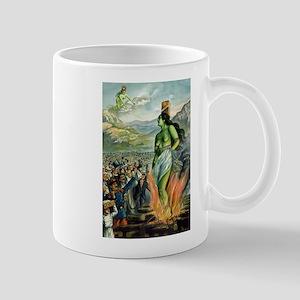 Death of the Green Fairy Mug