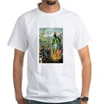 Death of the Green Fairy White T-Shirt