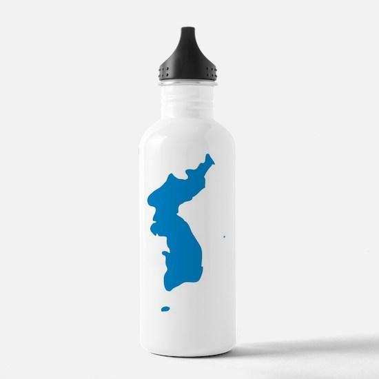 Kim il sung Water Bottle
