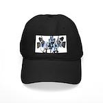 Lighting Black Cap