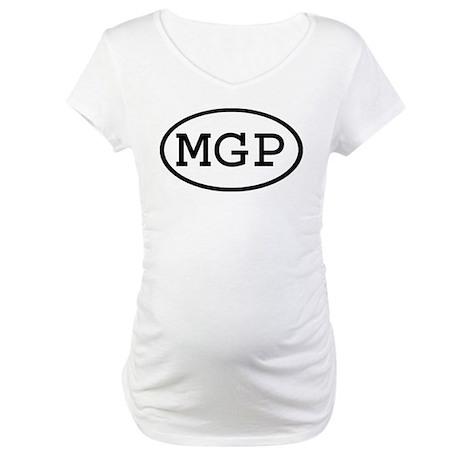MGP Oval Maternity T-Shirt